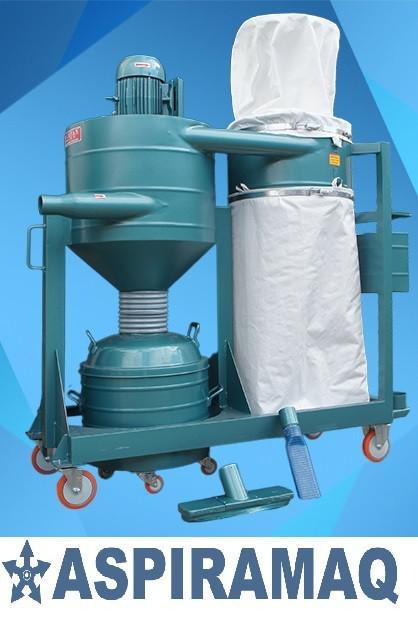 Fabricantes de aspiradores industriais
