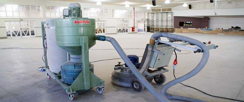 Locação de aspirador de pó industrial sp